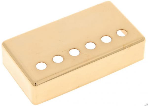 Cache micro Gibson Neck Humbucker Cover - Gold