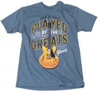 Played By The Greats T Indigo - XL