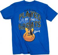 Played By The Greats T Royal Blue - S