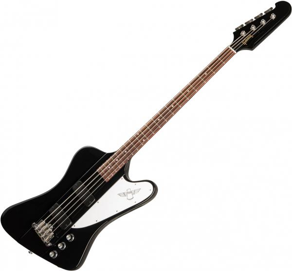 Basse électrique solid body Gibson Original Thunderbird Bass - ebony