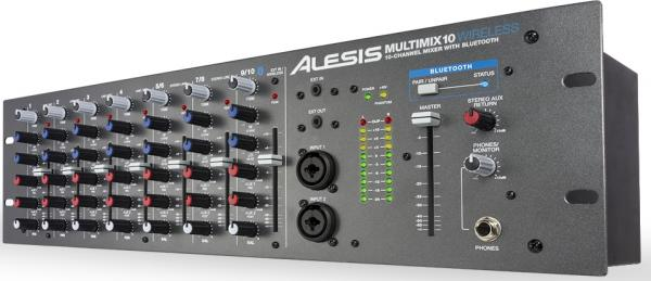 Table de mixage analogique Alesis Multimix 10 Wireless