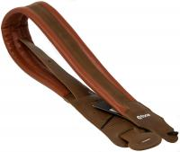 Courroie sangle X-tone XG 3158 Leather Guitar Strap - Brown & Light Brown