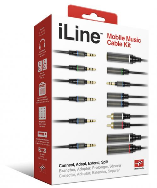 Câble Ik multimedia iLine