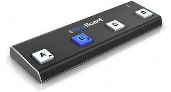 Footswitch & commande divers Ik multimedia iRig Blueboard