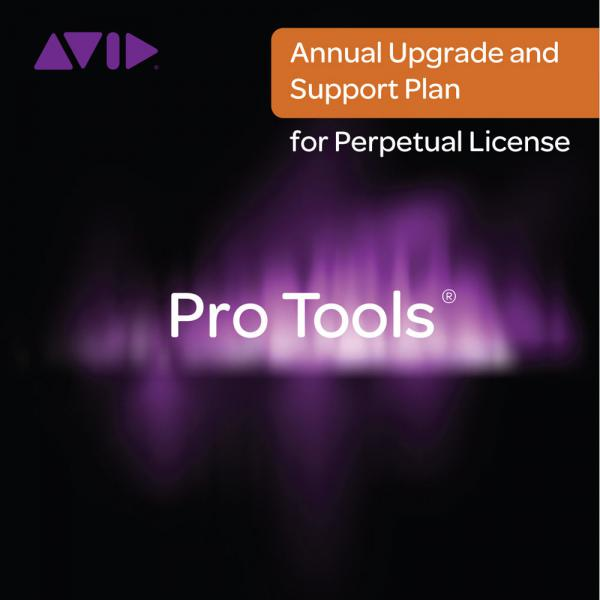 Logiciel séquenceur Avid ANNUAL UPGRADE AND SUPPORT PLAN FOR PROTOOLSOOLS 12