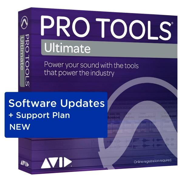 Plug-in effet Avid UPGRADE AND SUPPORT PLAN PROTOOLS ULTIMATE