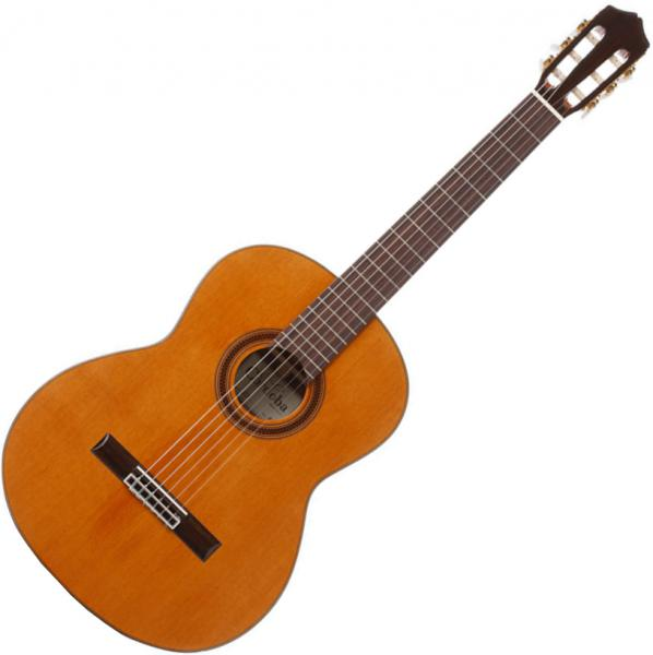 Guitare classique format 4/4 Cordoba C7 CD Iberia +Bag - Natural