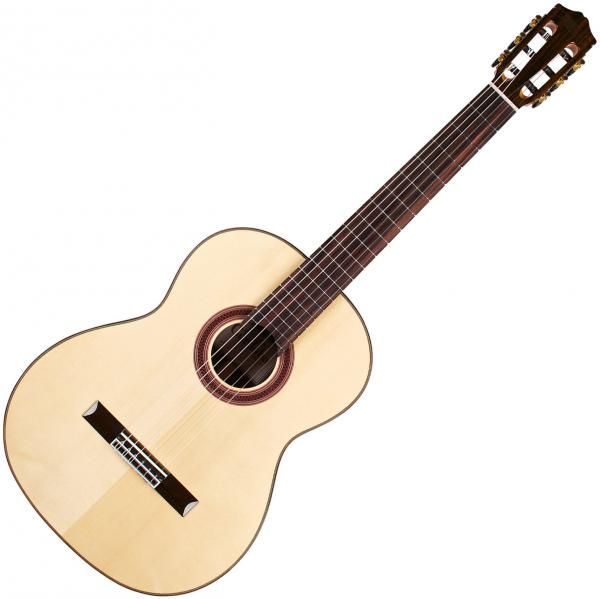 Guitare classique format 4/4 Cordoba C7 SP Iberia +Bag - Natural
