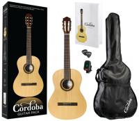 Guitare folk Cordoba CP100 Guitar Pack - Natural