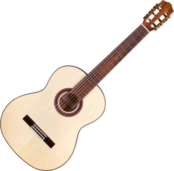Guitare classique format 4/4 Cordoba F7 Flamenco +Bag - Natural