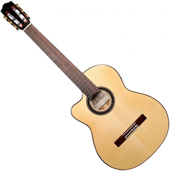 Guitare classique format 4/4 Cordoba GK Studio Gaucher +Bag - Natural