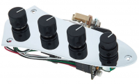 Onboard Bass Preamp 4-Knob