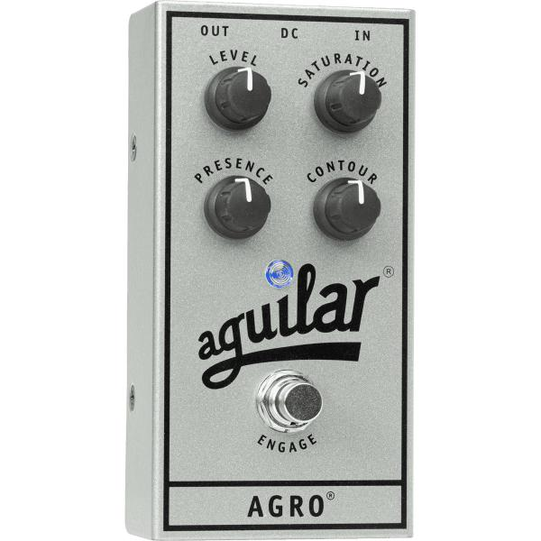 Pédale overdrive / distortion / fuzz Aguilar AGRO 25TH ANNIVERSARY LTD