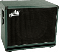 Baffle ampli basse Aguilar DB115 8 Ohms Monster Green