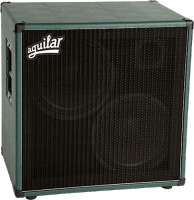 Baffle ampli basse Aguilar DB212 8 Ohms Monster Green