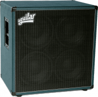 Baffle ampli basse Aguilar DB410 8 Ohms Monster Green