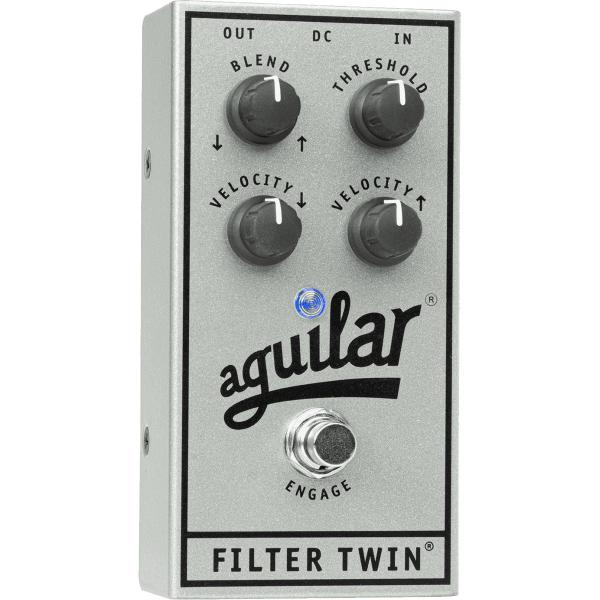 Pédale wah /filtre Aguilar FILTER TWIN 25TH ANNIVERSARY LTD