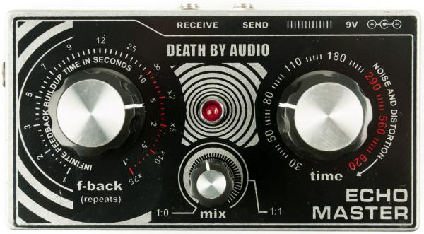 Pédale reverb / delay / echo Death by audio Echo Master