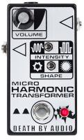 Pédale overdrive / distortion / fuzz Death by audio Micro Harmonic Transformer