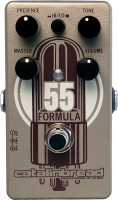 Pédale overdrive / distortion / fuzz Catalinbread Formula No. 55 Foundation Overdrive