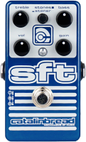Pédale overdrive / distortion / fuzz Catalinbread SFT V2 OVERDRIVE