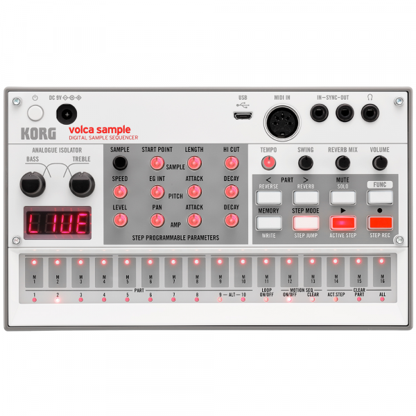 Sampleur / groovebox Korg Volca Sample 2