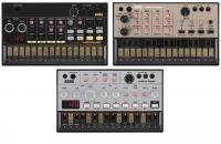 Pack home studio Korg Volca Trigoly - Keys + Bass + Beats