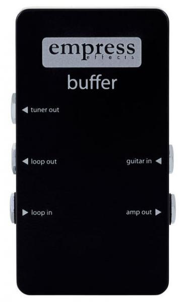 Pédale eq. / enhancer / buffer Empress Buffer
