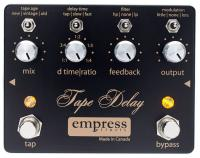 Pédale reverb / delay / echo Empress Tape Delay
