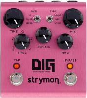Pédale reverb / delay / echo Strymon DIG Dual Digital Delay