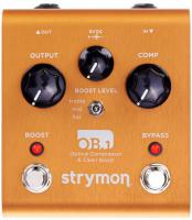 Pédale compression / sustain / noise gate  Strymon OB.1 Compressor & Boost