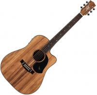 Guitare folk Maton EBW70C Blackwood - Natural satin